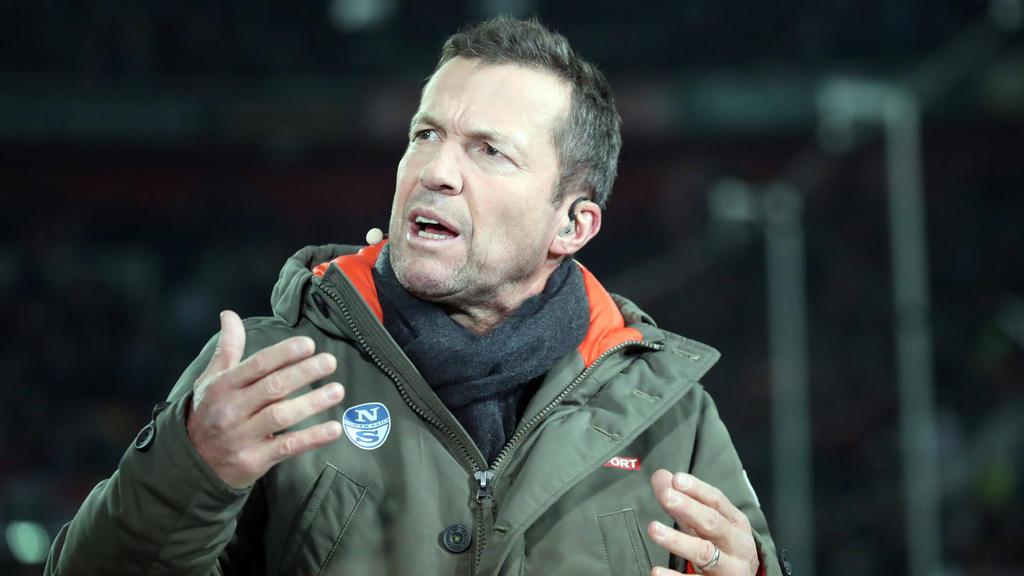 Anderer Meister als der FC Bayern? Lothar Matthäus hält das für möglich