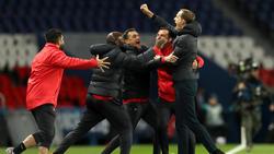 PSG ist Meister der Saison 2019/2020