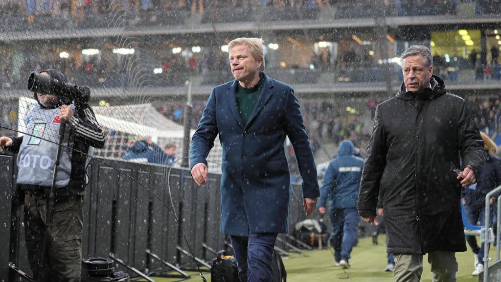 Beim FC Bayern in der Verantwortung: Oliver Kahn
