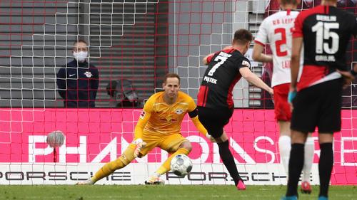 Hertha trifft per Elfer zum Ausgleich!