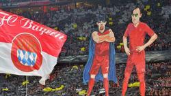 Streitfall vor Gericht: Die Karrikaturen von Franck Ribéry (l.) und Arjen Robben aus dem Jahr 2015