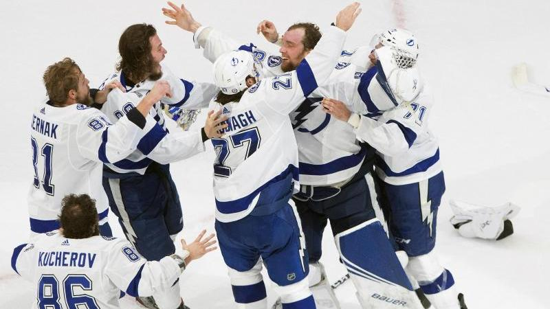 Tampa hat den Stanley Cup gewonnen