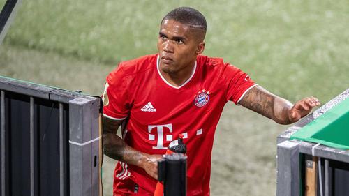 Douglas Costa ist zurück beim FC Bayern München