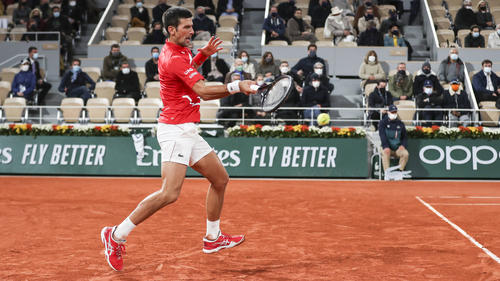 Novak Djokovic hat Großes vor