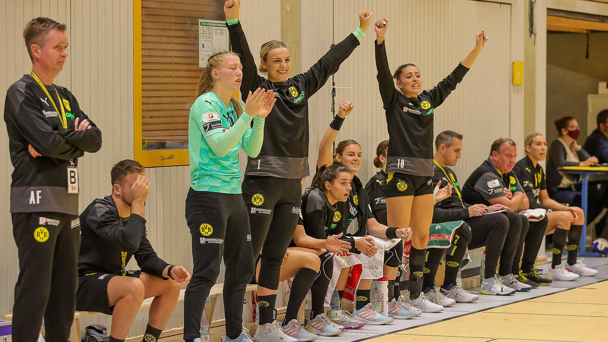 Dortmunds Handballerinnen spielen in der Champions League