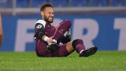 Neymar verletzte sich in Istanbul