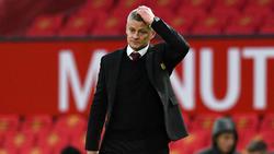 Ole Gunnar Solskjaer bangt bei Manchester United um seinen Trainerposten