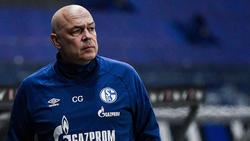 Christian Gross bleibt in der Dauerkrise des FC Schalke 04 optimistisch