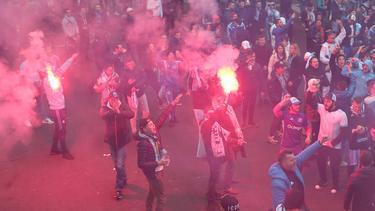 In Marseille ist die Stimmung dieser Tage sehr erhitzt