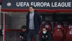 PSV-Trainer Roger Schmidt war nach der Niederlage genervt