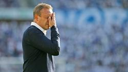 André Breitenreiter hat über seine Zeit beim FC Schalke 04 gesprochen