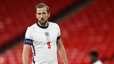 Harry Kane traf für England
