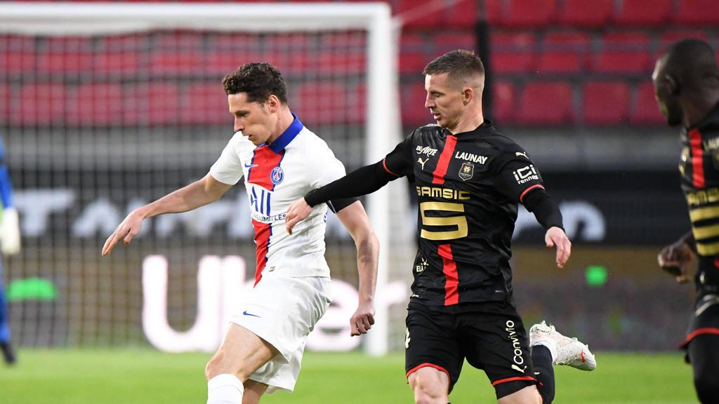 PSG und Julian Draxler patzen im Titelrennen der Ligue 1