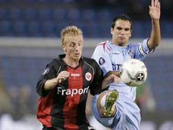 Europa League 2006/2007: Celta Vigo vs. Frankfurt (1:1)