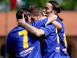 El Parma durante la recién terminada temporada (Foto: Getty)