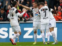 Aarau - FC Zürich