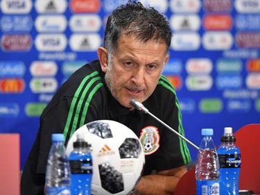 Osorio deja libre el banquillo del equipo nacional de México. (Foto: Getty)