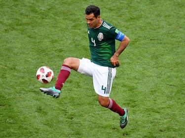 Rafael Márquez beendet seine Karriere in der mexikanischen Nationalelf