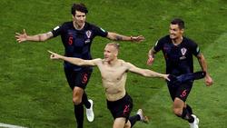 Kroatien haut den Gastgeber raus und feiert den Einzug ins WM-Halbfinale