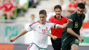 Roland Sallai (l.) wechselt zum SC Freiburg