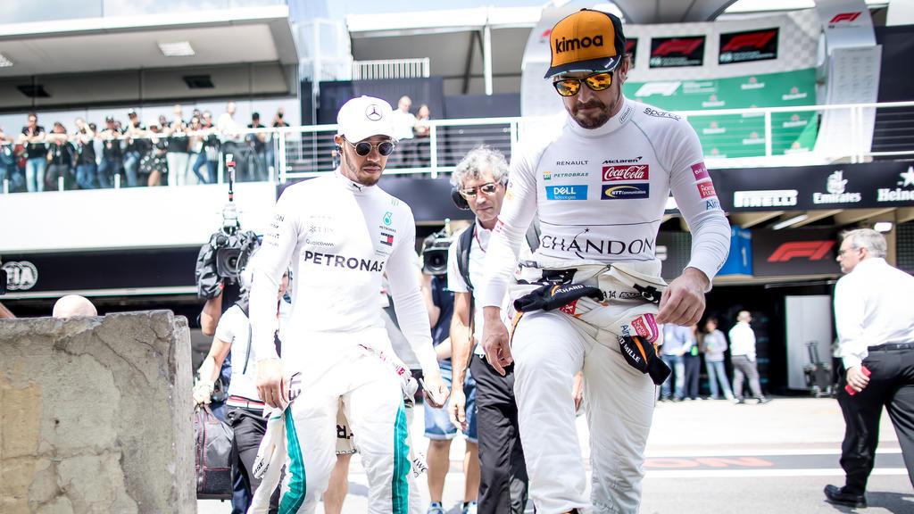 Fernando Alonso glaubt, dass sich die McLaren-Perspektive 2019 verbessern wird