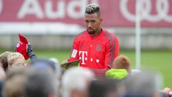 Boateng kämpft um seinen Platz im Löw-Team und wehrt sich gegen Kritik von Lothar Matthäus