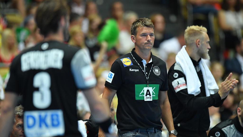 Bundestrainer Prokop und Co. bereiten sich in Hamburg auf die WM vor