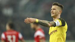 BVB gegen RB Leipzig ohne Marco Reus?