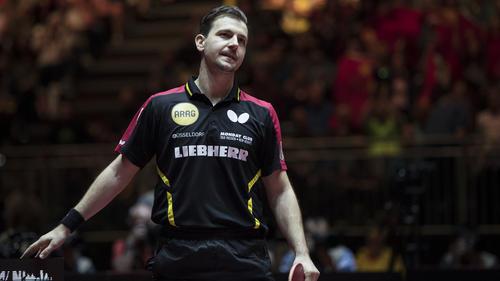 Timo Boll muss Achtelfinale bei der Tischtennis-WM absagen