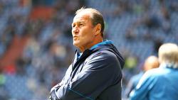 Huub Stevens gibt die Verantwortung beim FC Schalke 04 zum Sommer an David Wagner ab