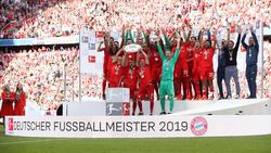 El Bayern ya ha conquistado la Bundesliga 2019. (Foto: Getty)