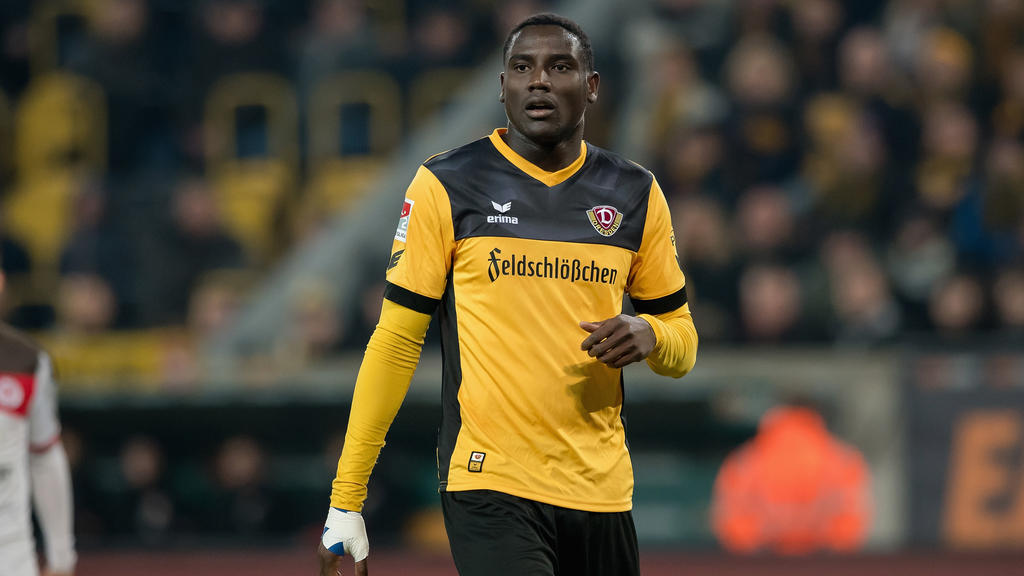 Peniel Mlapa kehrt nicht zu Dynamo Dresden zurück