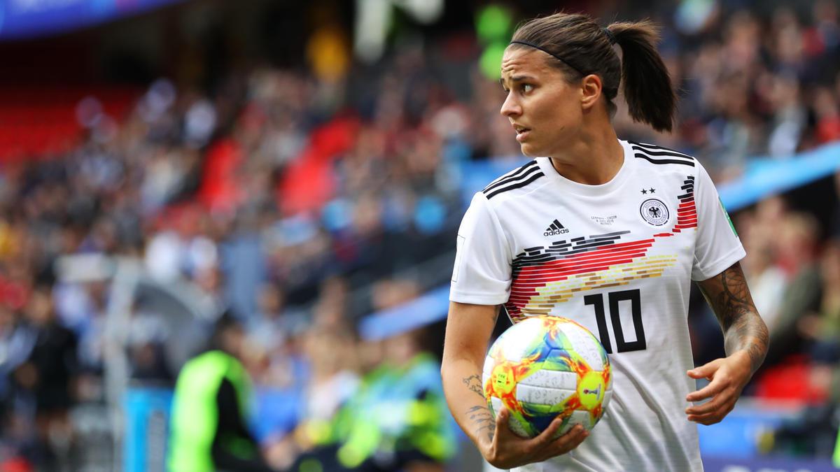 Dzsenifer Marozsán fehlt im zweiten WM-Spiel