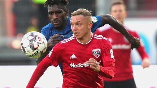 HSV verpflichtet Sonny Kittel vom FC Ingolstadt