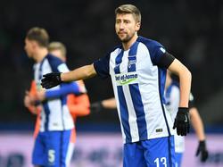 Jens Hegeler könnte die Hertha noch in diesem Winter verlassen