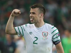 Er gibt alles für Irland: Kapitän Séamus Coleman