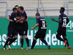 Der SC Paderborn hat seinen Vorsprung auf die Verfolger ausgebaut
