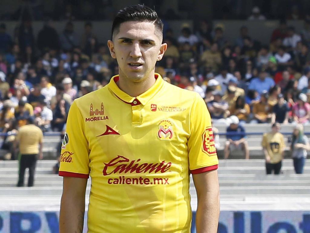 Diego Valdés hizo doblete para su equipo Monarcas. (Foto: Imago)
