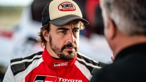 Zuletzt testete Fernando Alonso zur Vorbereitung mit Toyota in Polen