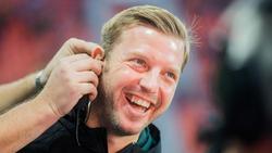 Florian Kohfeldt ist seit zwei Jahren als Cheftrainer im Amt