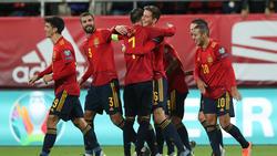 España llegará a la Eurocopa como una de las favoritas.