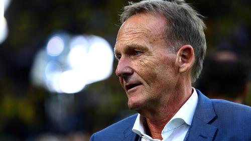 Hans-Joachim Watzke hofft auf Losglück für den BVB