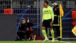 Malen schoss den BVB zum Sieg gegen Lissabon