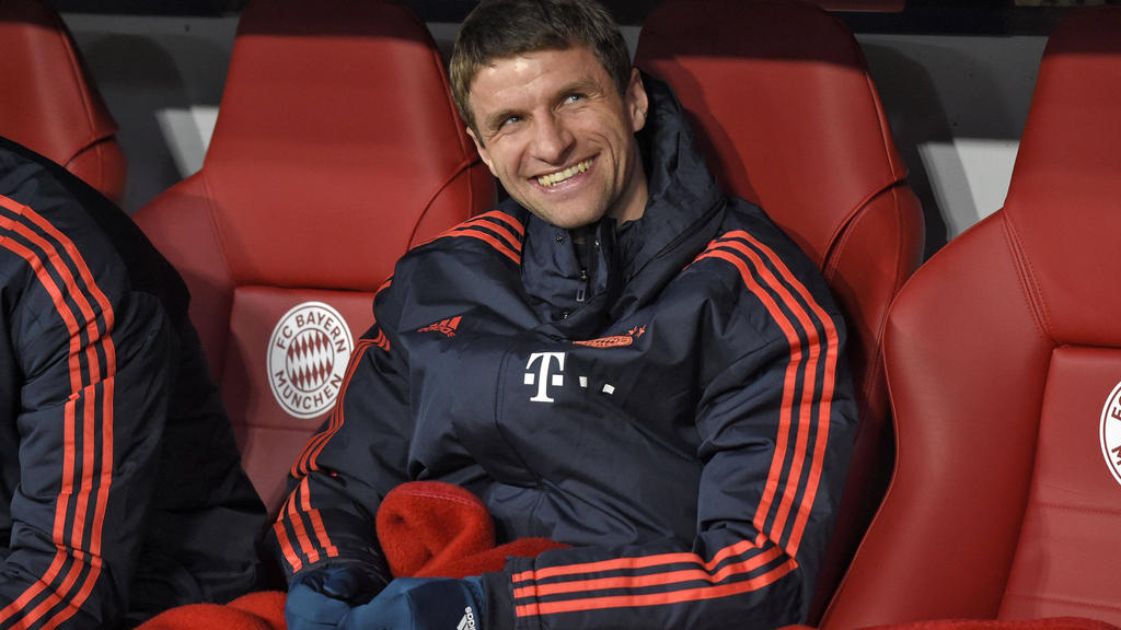 Thomas Müller wurde vom Präsidenten des FC Bayern gelobt