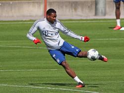 Bleibt David Alaba den Bayern erhalten oder zieht es ihn ins Ausland?