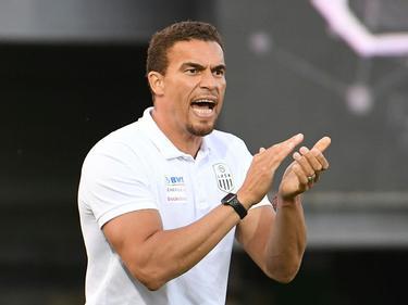 An der Einstellung mangelte es nicht, so LASK-Trainer Valérien Ismaël