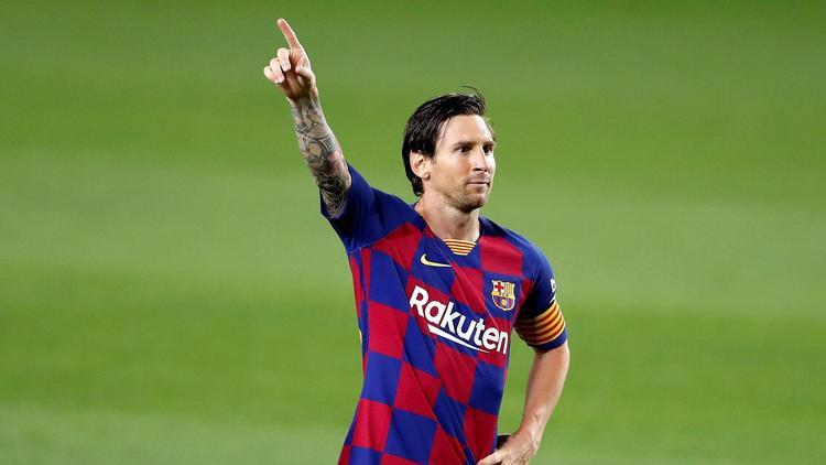 Messi no está encontrando su mejor versión últimamente.