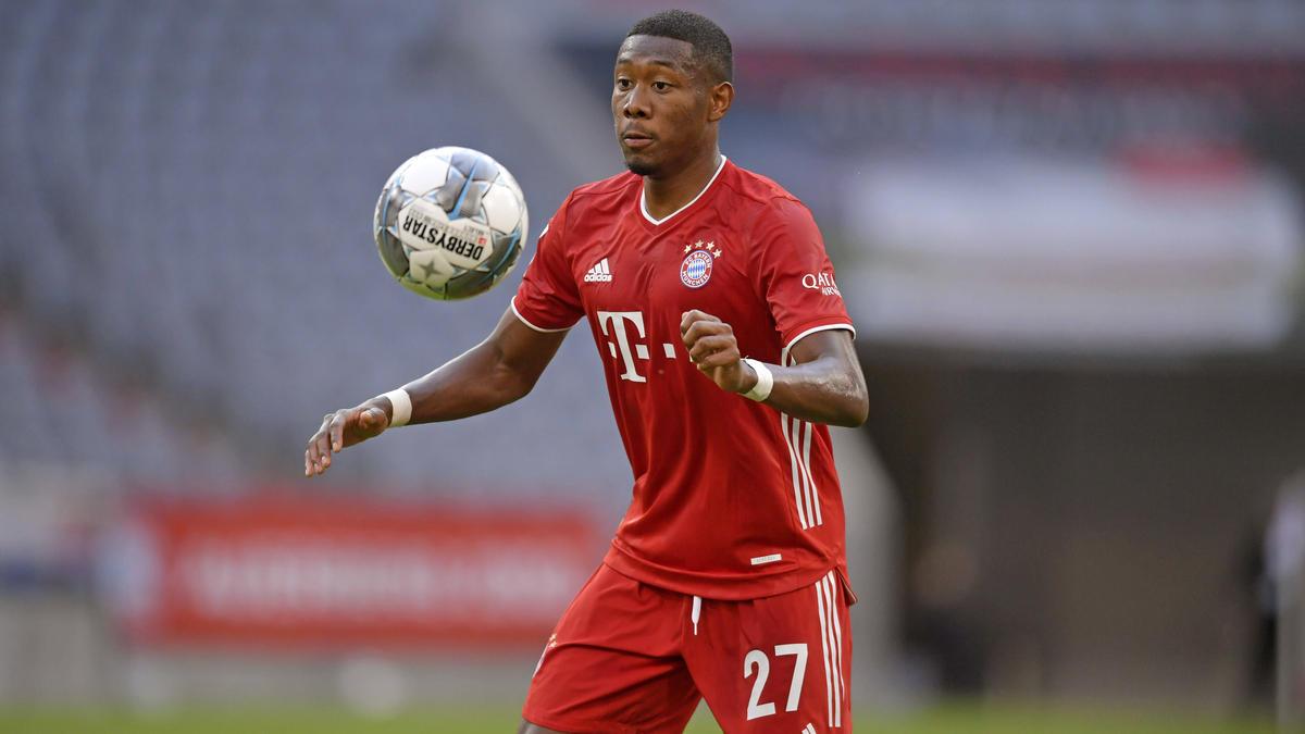 Bleibt David Alaba beim FC Bayern?
