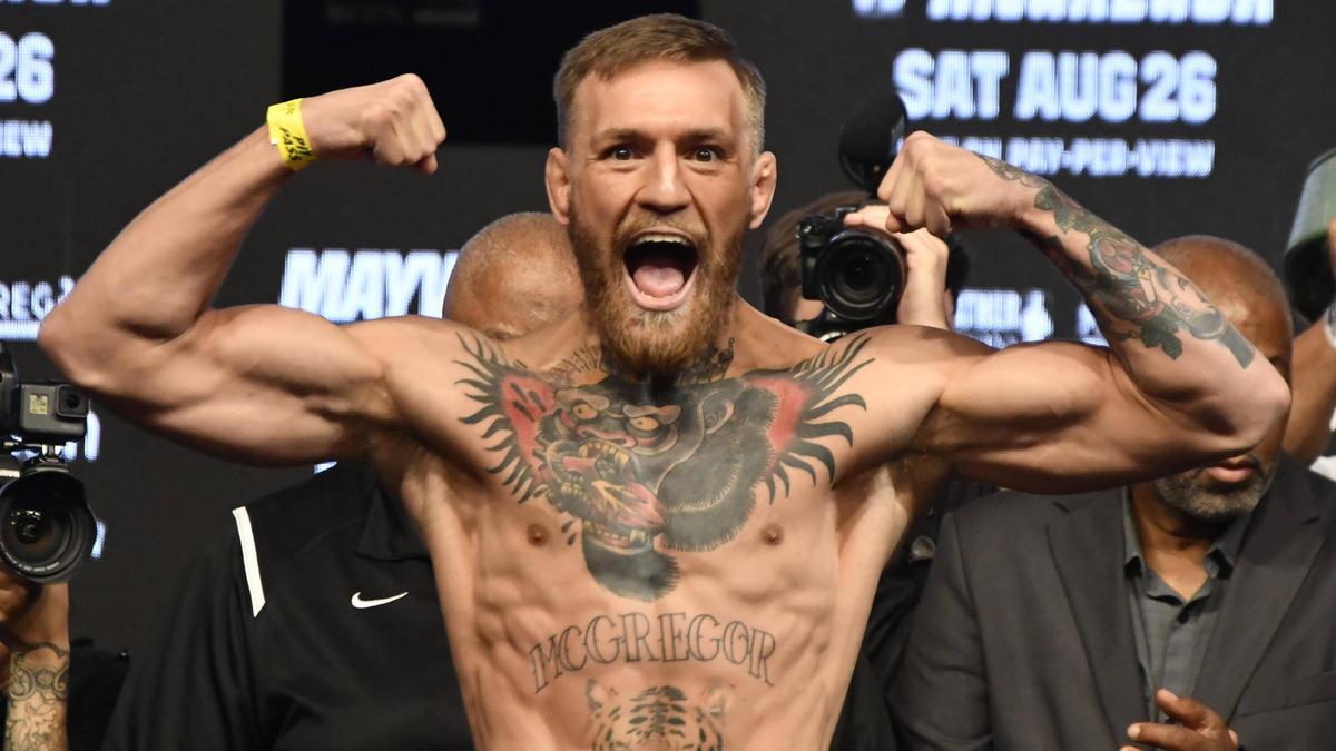 MMA-Star Conor McGregor wurde festgenommen