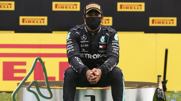 Lewis Hamilton reflektiert über die beiden Rennen in Spielberg